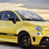 Abarth takes us for a spin.