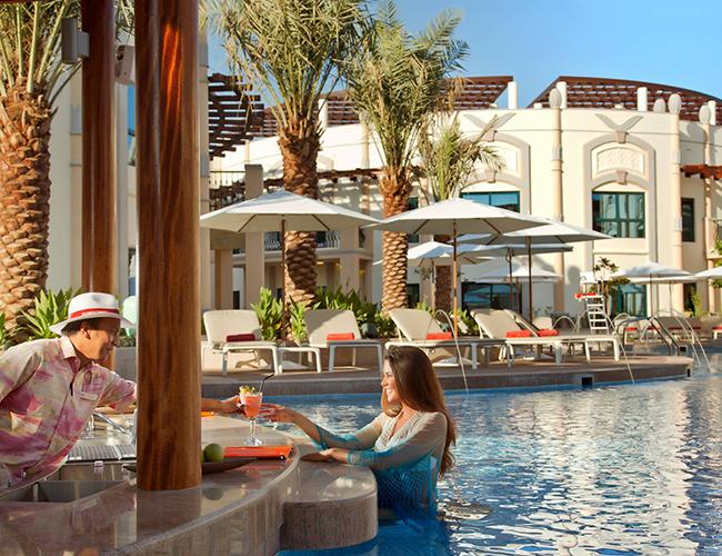 Falaj Wing Pool at the Al Ain Rotana