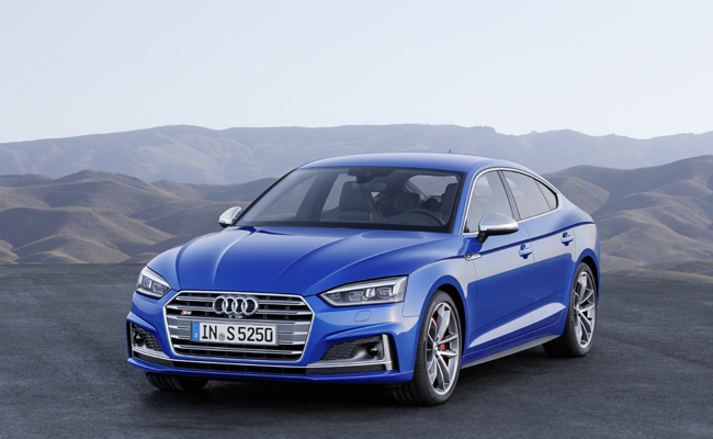 Sporty just got sexier with the Audi S5 Sportback.