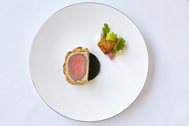 beef wellington the goring hotel