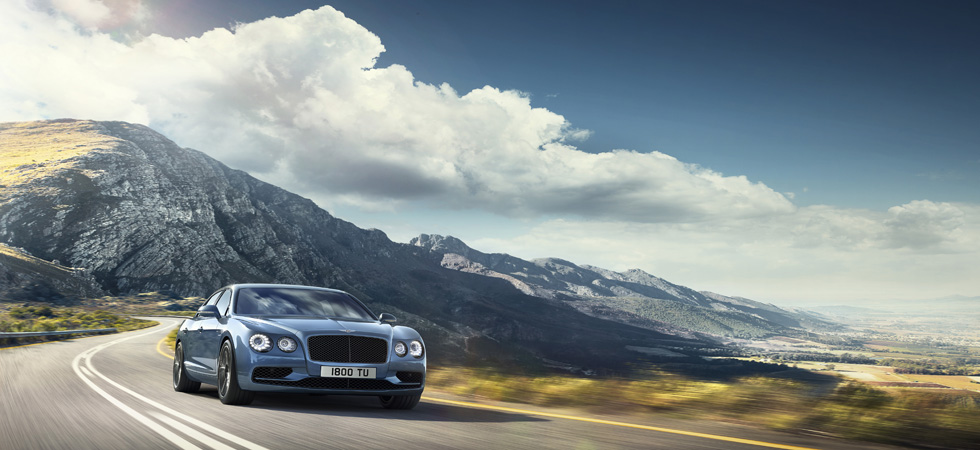 Bentley Motoring cement their place in the luxury motoring market.