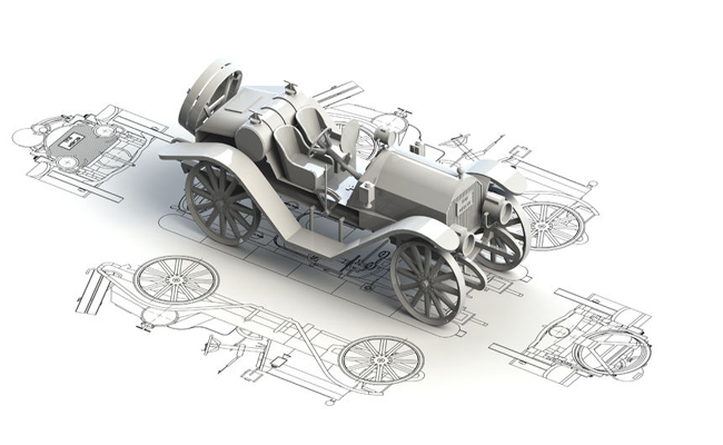 How history has prepared us for the future we're set to embrace in the motoring industry.