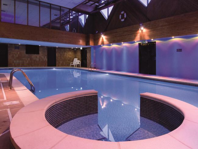 Elmers Court Indoor Pool