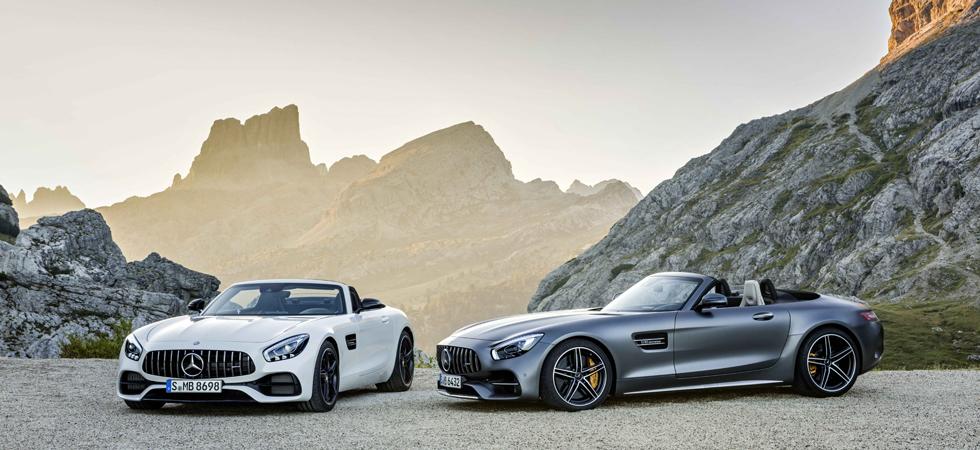 Mercedes AMG unveil new model.