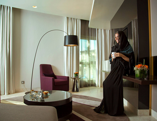 Suite at the Al Ain Rotana Falaj Wing