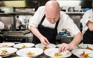 Chef Shay Cooper – The Goring
