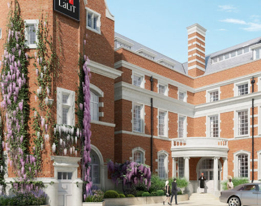 Lalit Suri Hospitality Group opens luxury 5 star hotel in London