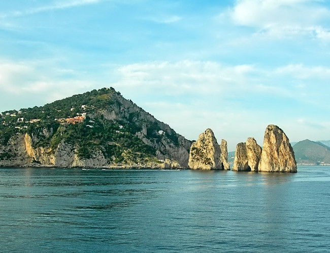 The Marina Grande, Capri, Italy. Image Credit: pixabay.com.