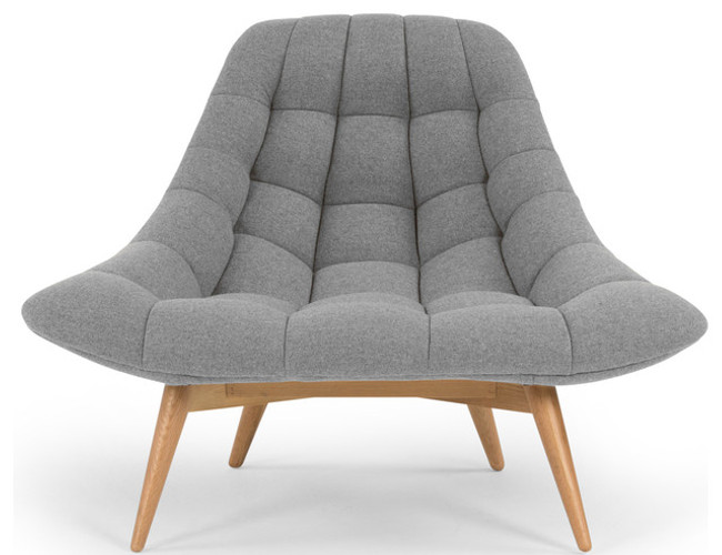For ultimate comfort buy the Kolton Chair by MADE this autumn.
