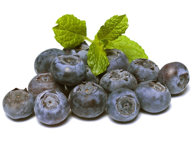Blueberries have a high antioxidant content. Image credit: pixabay.com.