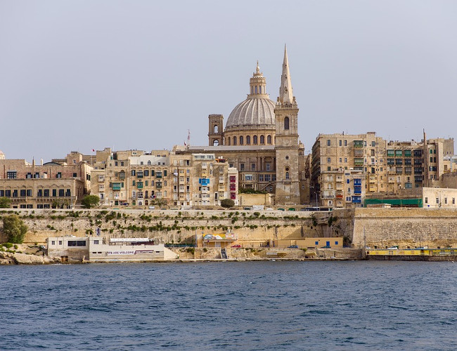 The beautiful city of Malta. Image Credit: pixabay.com
