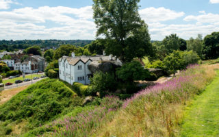 View of the Town - credit David Hodgkinson