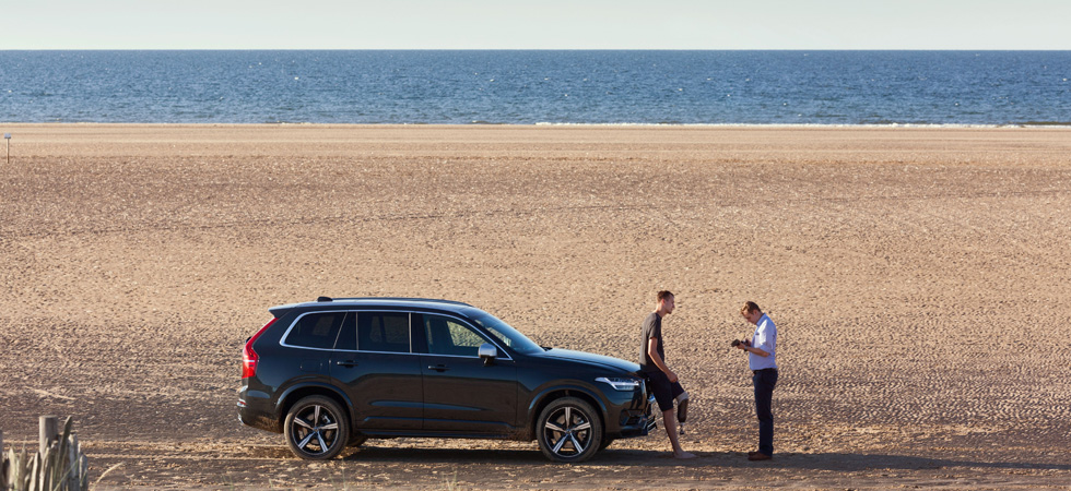 Human Made stories relates to Volvo and the people behind the wheel.