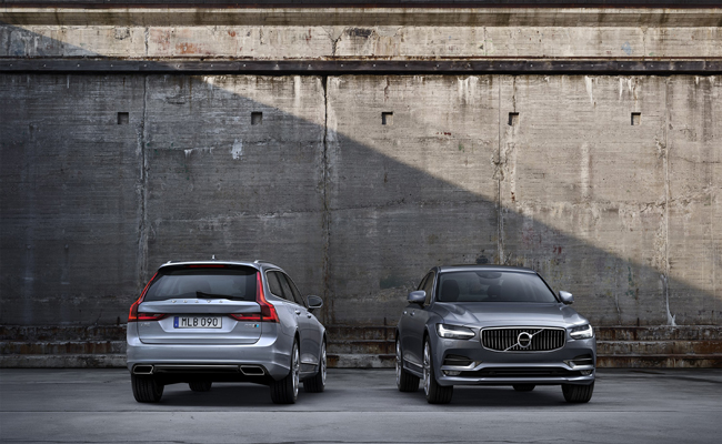 Volvo unveil Polestar performance package.