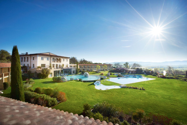 Hotel Adler Thermae, Spa & Relax Resort
