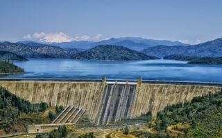 North Carolina dam