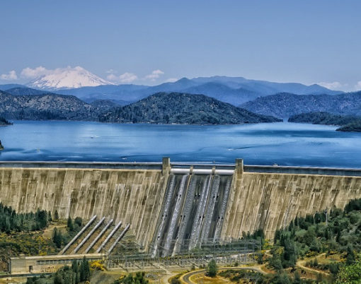 North Carolina dam