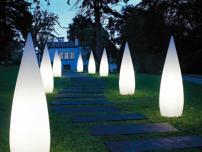 B.Lux Kampazar LED Floor Lamp Outdoor