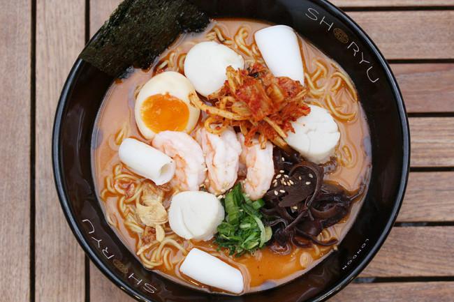 Kimchi Korean Restaurant London