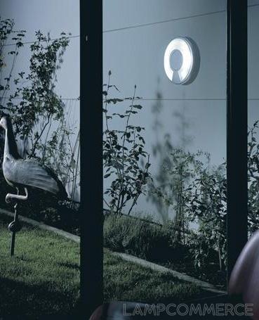 Luceplan Light Disc Wall Lamp