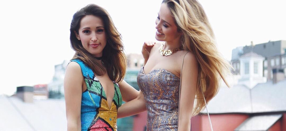 Amra Beganovich and Elma Beganovich