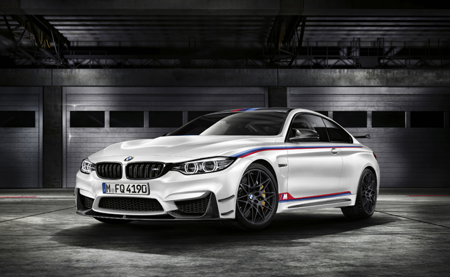 DTM racing inspire the latest model available from BMW.