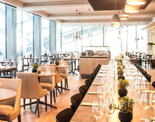 Darwin Brasserie at Sky Garden in London
