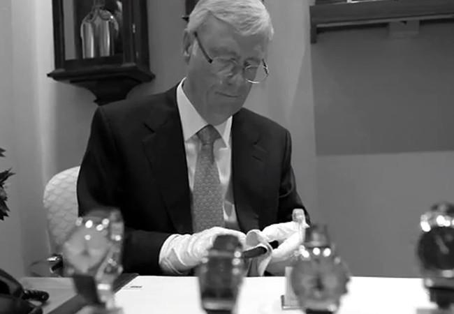 David Duggan, luxury watch specialist