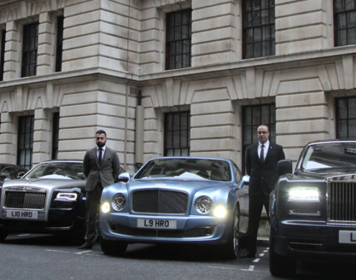 H.R. Owen luxury hire and chauffeur services reach 1 year milestone.
