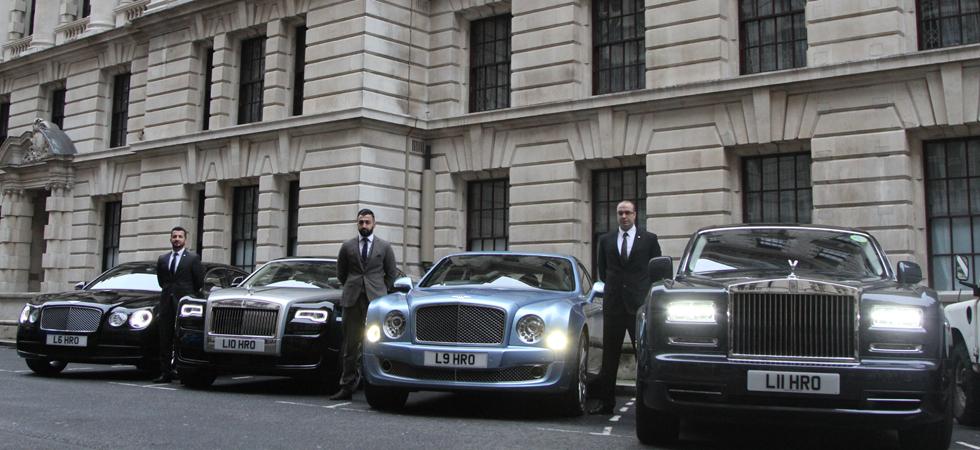 H.R. Owen luxury hire and chauffeur services reach 1 year milestone.