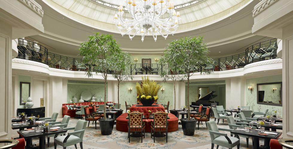 The Shangri-La Hotel, Paris