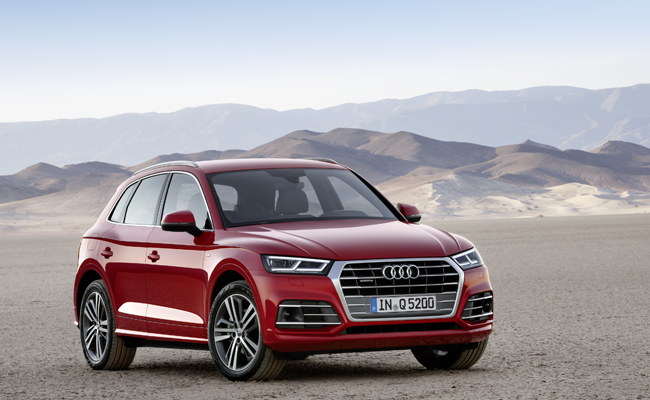 Audi give the ever popular Q5 a successor.
