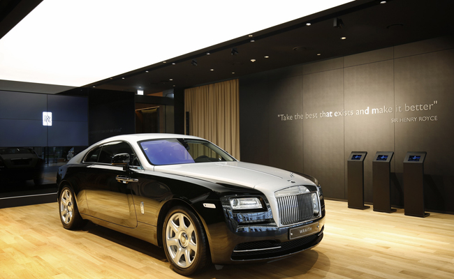 South Korea and Japan were just two of the visits for Rolls-Royce Motor Cars CEO Torsten.