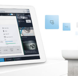 Siemens aim to create home management solutions with their connected range.