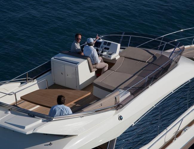 SmartYacht yacht