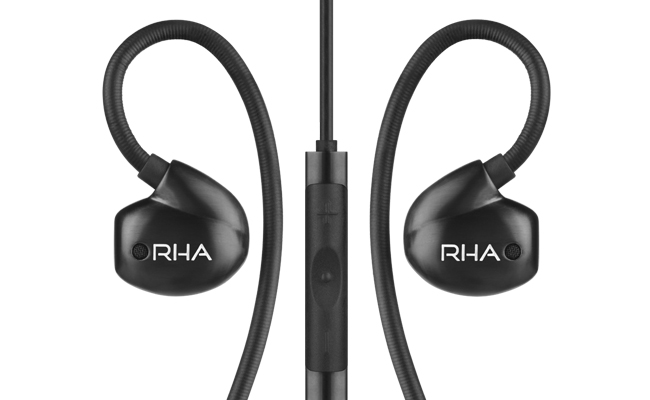 The RHA T20i's take on the in-ear technology market.