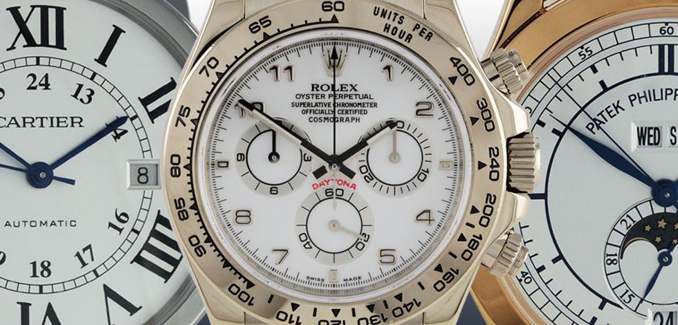 vintage watch investment