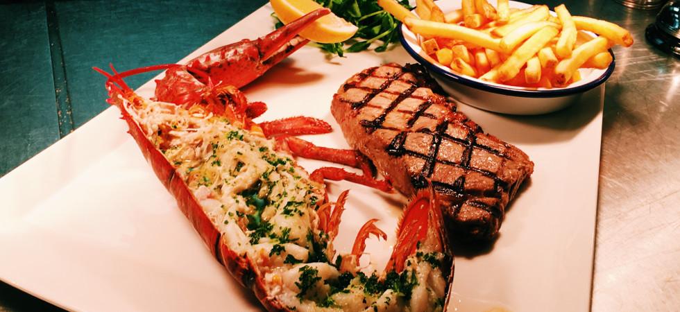 Lobsterfest at Belgo Bar & Restaurant, Soho in London