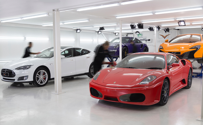 GVE London choose week 48 of 2016 to make a UK market first stamping their footprint on the supercar industry.
