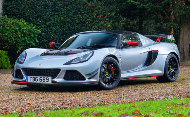 Firmly defined as a Lotus for the enthusiast, the car can be seen as an expression of intense engineering - challenging accomplished drivers to extract the car's true potential.