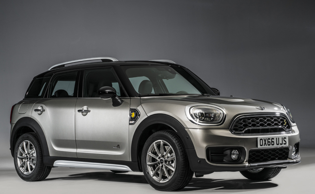 Plug-in market just got a not so mini boost with the Countryman model.