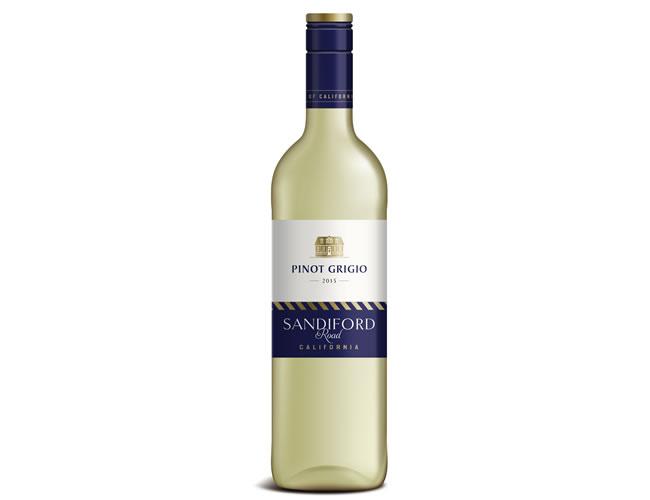 Sandiford Pinot Grigio 2015 (75cl)