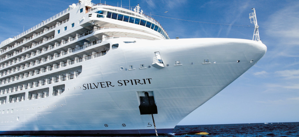 Ahoy There Welcome Aboard The Silver Spirit Luxury