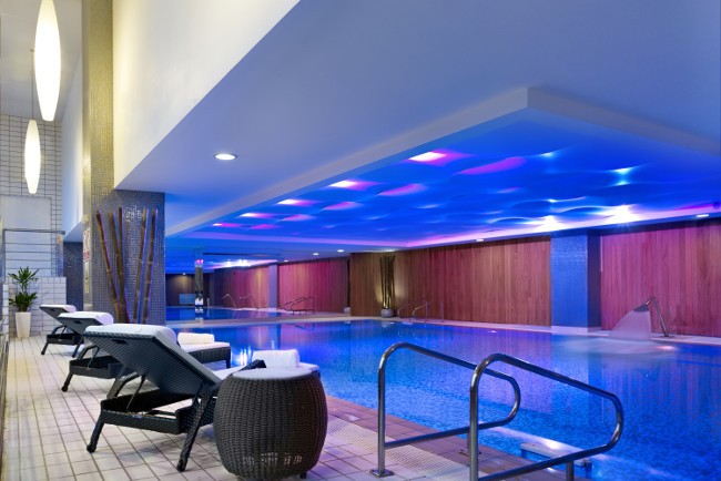 chelsea harbour hotel spa