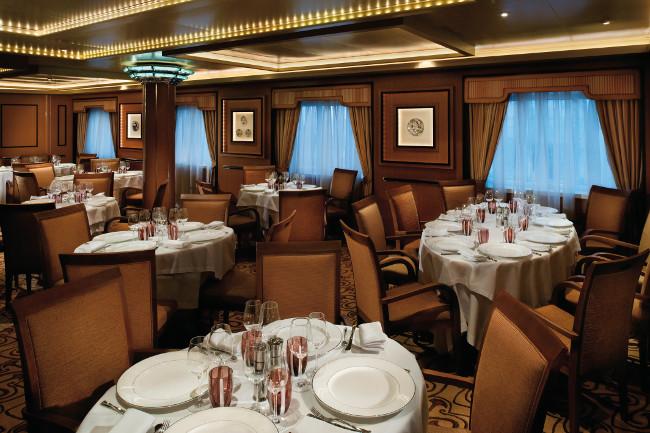 The Restaurant - Deck 4 Midship