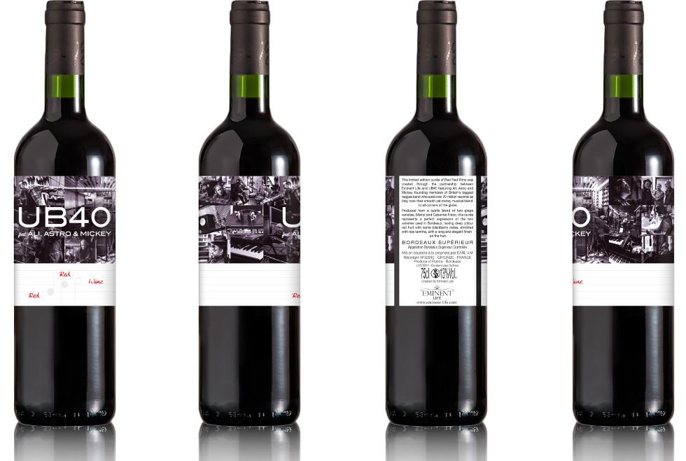 Red Red Wine Bordeaux Supérieur