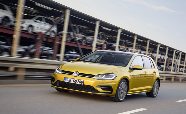 Ten changes are set to evolve the consumer favourite the VW Golf.