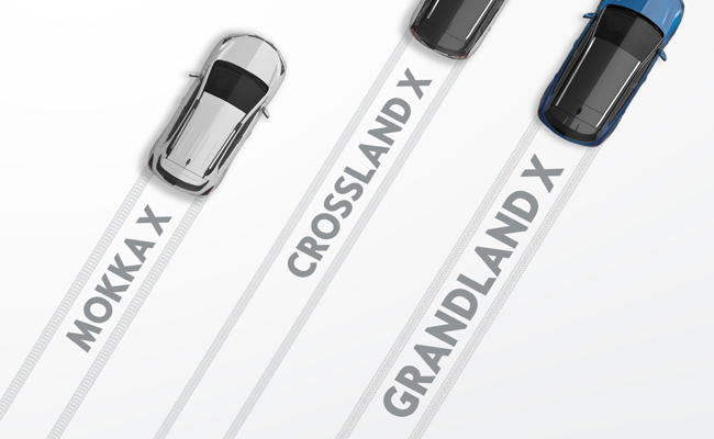 Following the Crossland X unveil, Vauxhall have followed it with the announcement of the Grandland X.