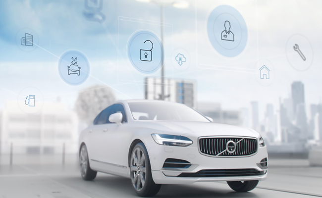 Concierge services are being embraced by Volvo.