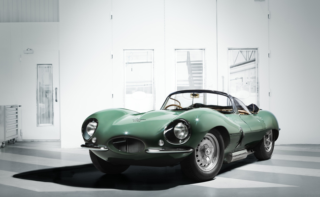 The stunning Jaguar XKSS model makes a comeback in spectacular fashion.